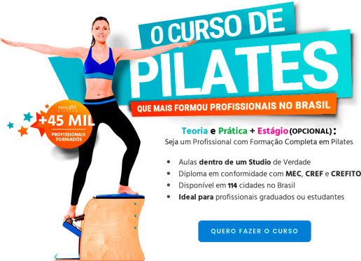 Informações do Curso de Pilates
